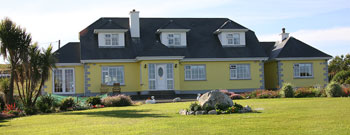 Atlantic View Bed & Breakfast accommodation Liscannor County Clare Ireland